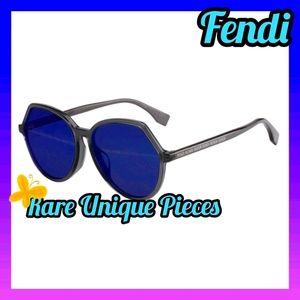 Authentic Fendi Amor Letters Sunglasses